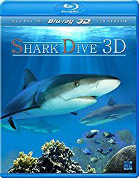 Shark Dive (3D Blu-ray)