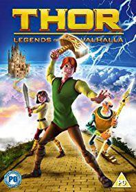 Thor: Legend Of Valhalla (DVD)