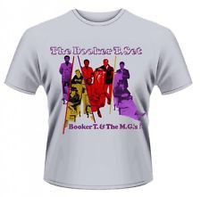 Concord Jazz Booker T and The M.G.'s Mens T-Shirt Grey (Size: 2XL)