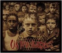 Korn - Untouchables Framed Album Cover Print