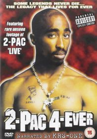 2-Pac 4-Ever (DVD)