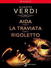 Verdi: Aida/La Traviata/Rigoletto