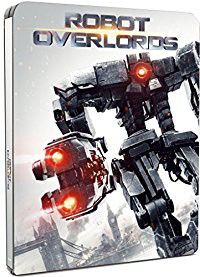 Robot Overlords Steelbook (Blu-ray)