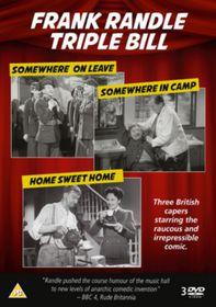 Frank Randle Triple Bill (DVD)