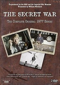 Secret War: The Complete Original Series