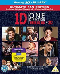 One Direction: The Movie (Blu-ray)
