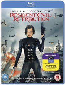 Resident Evil: Retribution (Import Blu-ray)