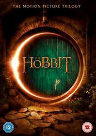 Hobbit: Trilogy (Import DVD)