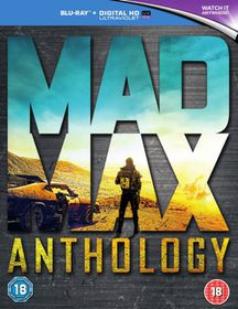 Mad Max Anthology (Blu-ray)