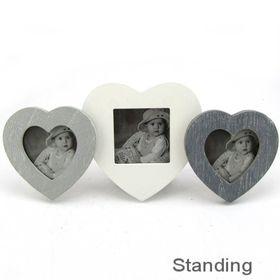 Pamper Hamper - Photo Frame - 3 Heart Collaged