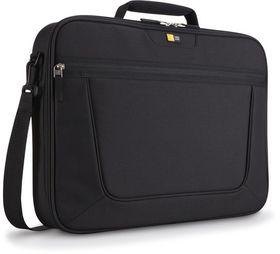 "Case Logic Basic 17.3"" Laptop Briefcase - Black"