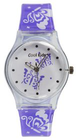 Cool Kids Funky Slim Butterfly - Purple