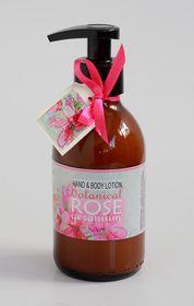 Rose N Bos Rose Geranium Hand & Body Lotion