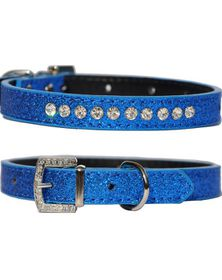 Doggie Hillfigher Candy Blueberry Collar - Small
