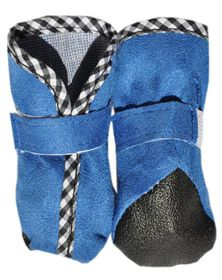 Doggie Hillfigher Easyfit Soft Slip-ons Blue - Small