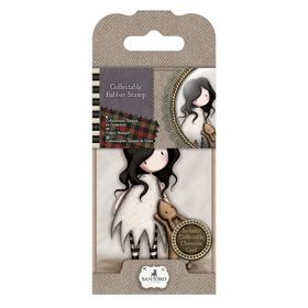 Gorjuss Rubber Stamp - No.8 I Love You Little Rabbit