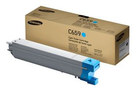 Samsung Cyan Toner Cartridge 20 000 Pages