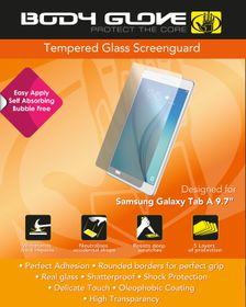 Body Glove Tempered Glass screenguard for Samsung Tab A