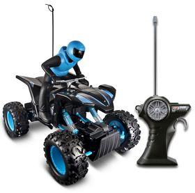 Maisto R/C Rock Crawler ATV Complete 6v - Black