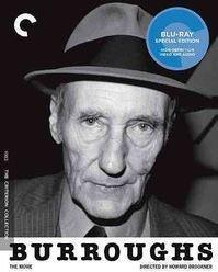 Burroughs:Movie - (Region A Import Blu-ray Disc)