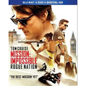 Mission:Impossible Rogue Nation - (Region A Import Blu-ray Disc)