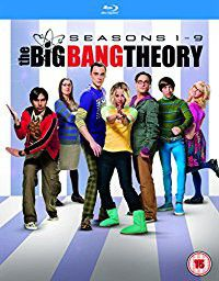 Big Bang Theory Series 1-9 (Blu-ray)