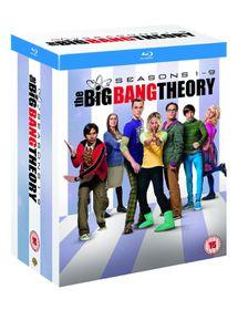 Big Bang Theory Series 1-9 (Blu-ray)