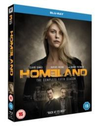 Homeland: Series 5 (Blu-Ray)