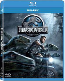 Jurassic World (3D + 2D Blu-ray)