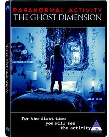 Paranormal Activity: The Ghost Dimension (DVD)