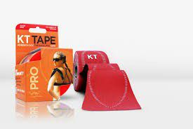 KT Tape Pro Synthetic - Red