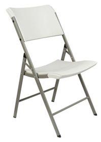 Bushtec - High Density Polyethylene Chair- Granite