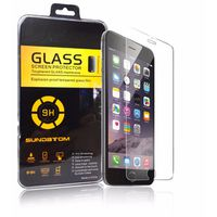 Your Essentials Transparent Tempered Glass screen protector for IPhone 6/6s