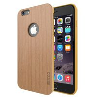 Slicoo Wooden Case for  iPhone 6/6s - Cherry wood