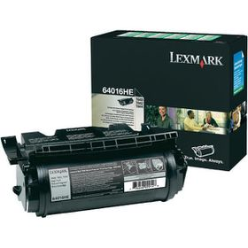 Lexmark 64016HE High Yield Return Programme Print Cartridge (21K) - Laser Toner/ Print Cartridge