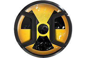 Kaiser Snap On Lens Cap Nuclear 72mm