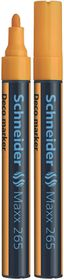 Schneider Maxx 265 Deco Marker - Orange