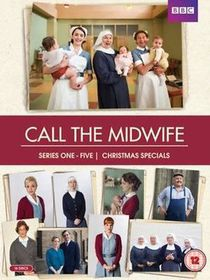Call the Midwife: Series 1-5 (DVD)