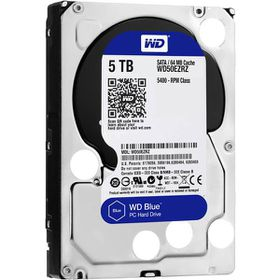 "WD Blue 5TB 3.5"" SATA 6Gb/s 64MB Internal Hard Drive"
