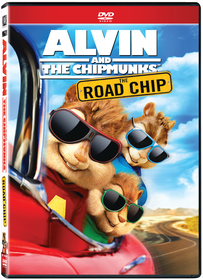 Alvin And The Chipmunks 4: The Road Chip (DVD)