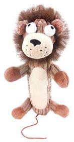 Bestpet Plush Toy Lion Log
