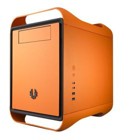 BitFenix Prodigy Window Orange - M-ATX Tower