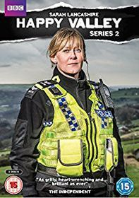 Happy Valley: Series 2 (DVD)