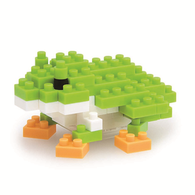 Nanoblock - Japanese Tree Frog