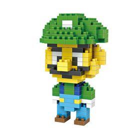 Diamond Block- Luigi