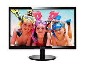 """Philips 246V5LHAB 24"""" VGA & HDMI Monitor"""