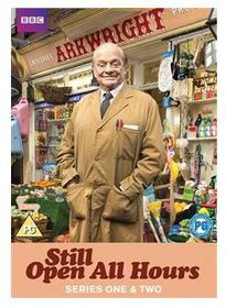 Still Open All Hours: Series 1 and 2 (DVD)