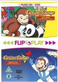 Curious George: Zoo Night and Other Animal Stories/Rocket Ride... (DVD)