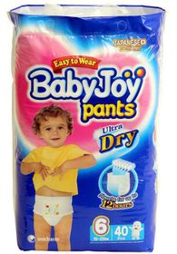 BabyJoy - Pants Diapers - 40