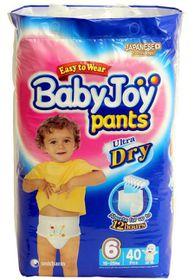 BabyJoy - Pants Diapers - 40
